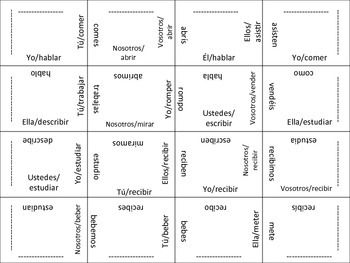 Negatives in french games to learn