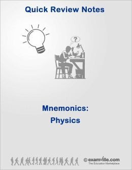 Ace your exams easy physics mnemonics physics nclex and students ace your exams easy physics mnemonics fandeluxe