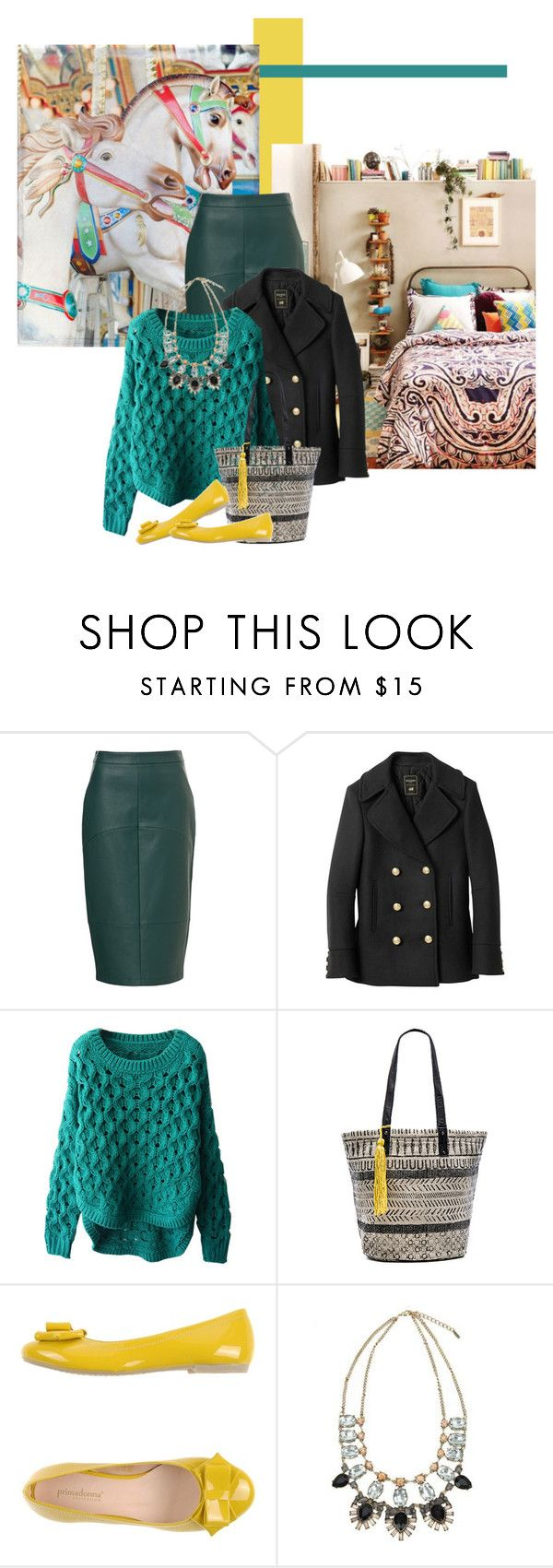 """""""I don't do formal well"""" by redheadlass on Polyvore featuring mode, Balmain, ále by Alessandra en PrimaDonna"""