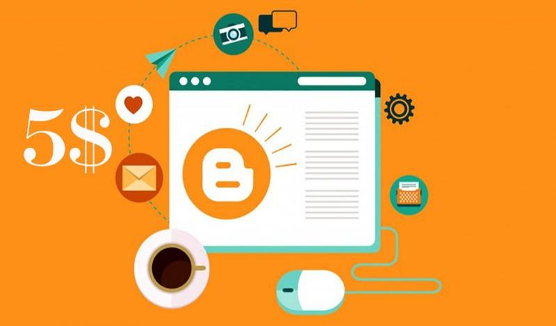 تصميم مدونة احترافية عربي او اجنبى مقابل 5 دولار خمسات In 2020 Amazon Affiliate Marketing Udemy Social Media