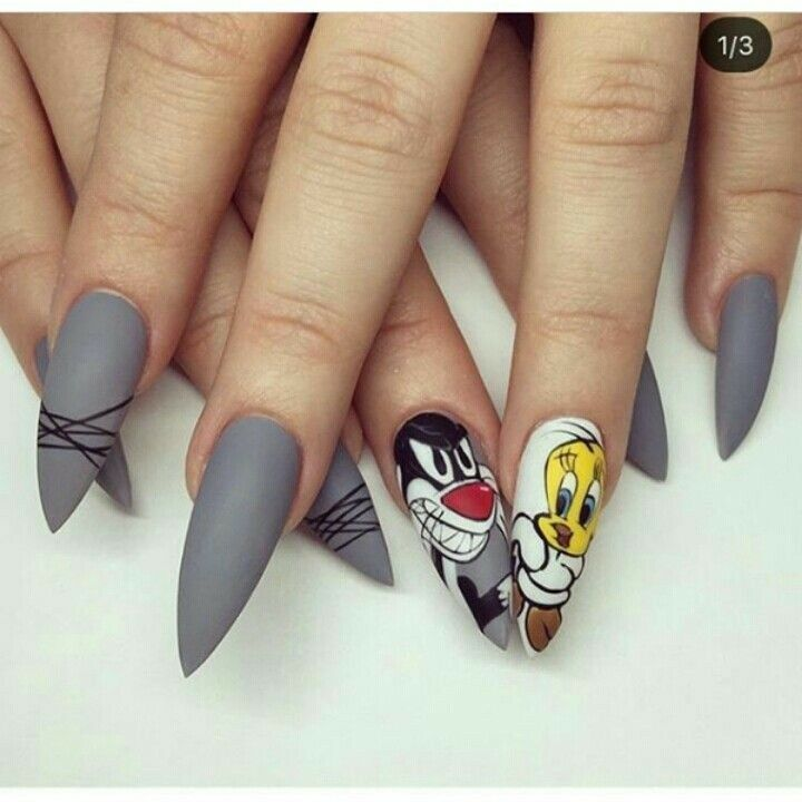 Tom & Jerry ♡ | Fabulous Nails ♡ | Pinterest | Fabulous nails