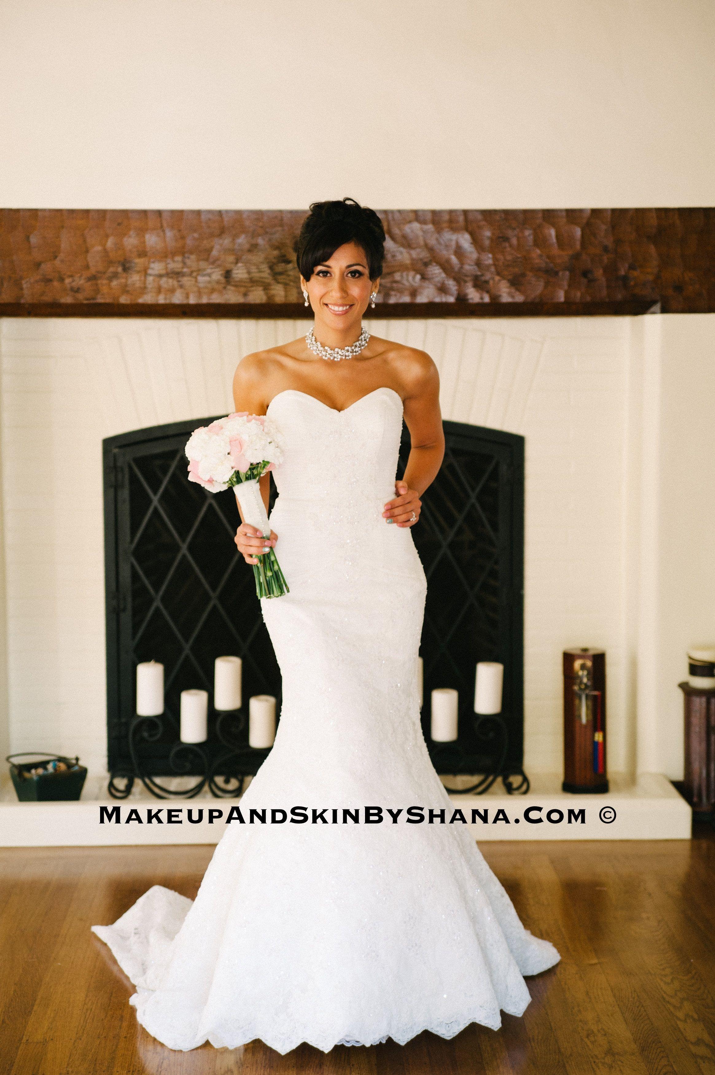 My beautiful Monica! MakeupSndSkinByShana.Com. Beautifully captured by: CarmenSalazar.Com. Hair: TinaRomo.Com