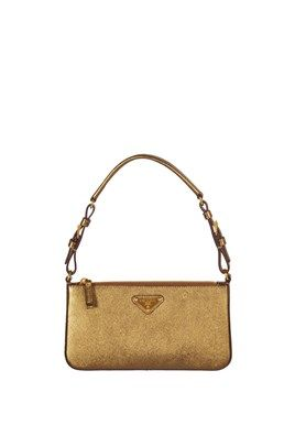 Prada Bronze Saffiano Bag - starbags.eu