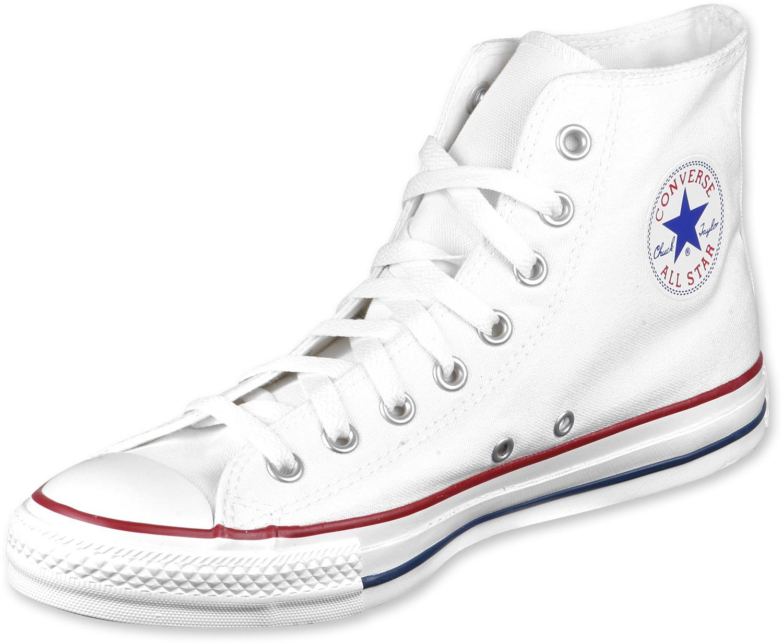 Converse All Star Hi Schuhe weiß