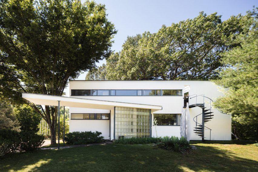 10 modernist architectural marvels on America's East Coast