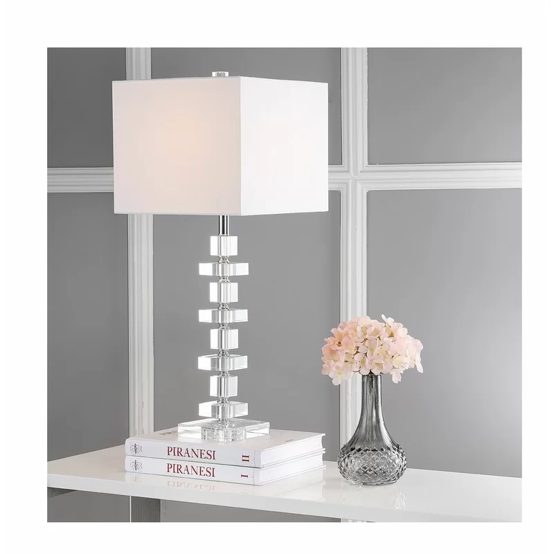 Vallejo 29 Table Lamp In 2020 Table Lamp Lamp Crystal Table Lamps