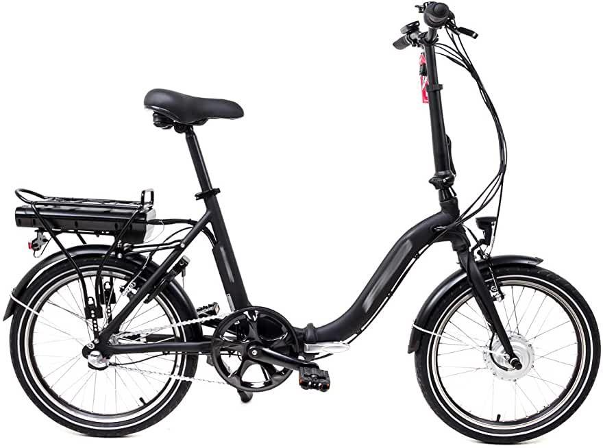 20 Zoll Elektro Faltrad E Bike Klapprad Pedelec Shimano Nexus 3