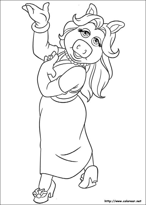 Drawing Of Miss Piggy Norton Safe Search Tattoos Pinterest