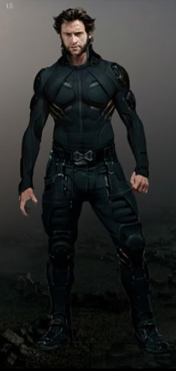 Concept Art Of Logan Wolverine In Uniform By Joshua James Shaw From X Men Days Of Future Past 2014 Wolverine Marvel Marvel Heroes Wolverine Hugh Jackman