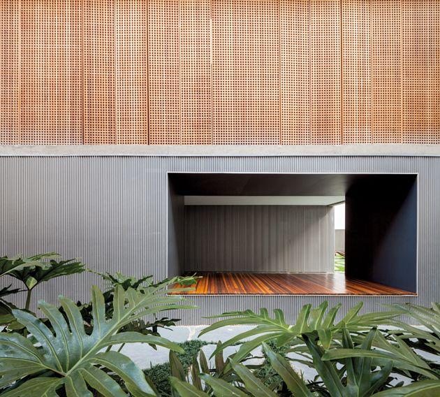vertical itaim 2 ARCHITECTURE Pinterest Architecture - interior trend modern gestein