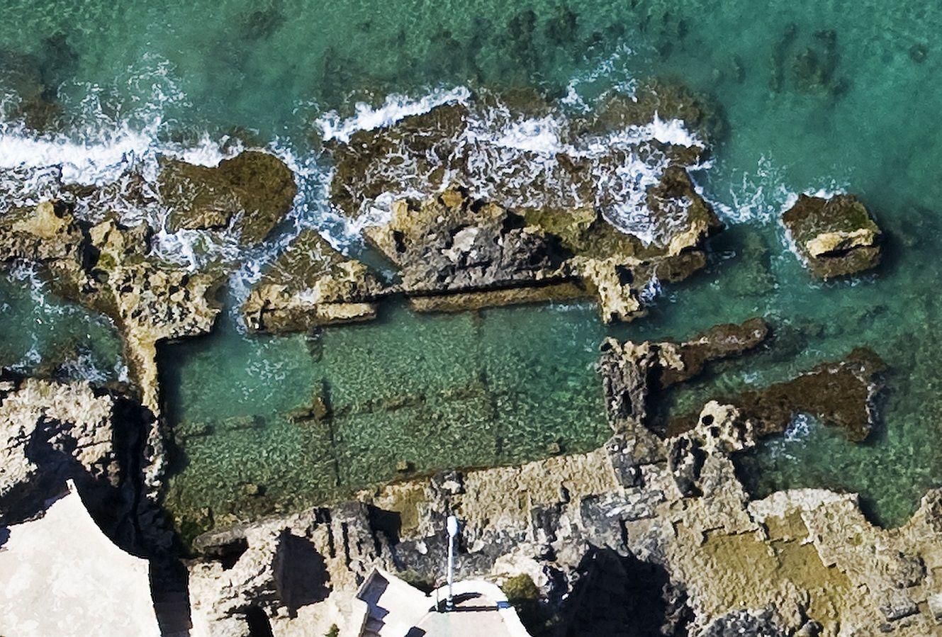 Los Banos De La Reina En Calpe Alicante Son Un Claro Ejemplo De