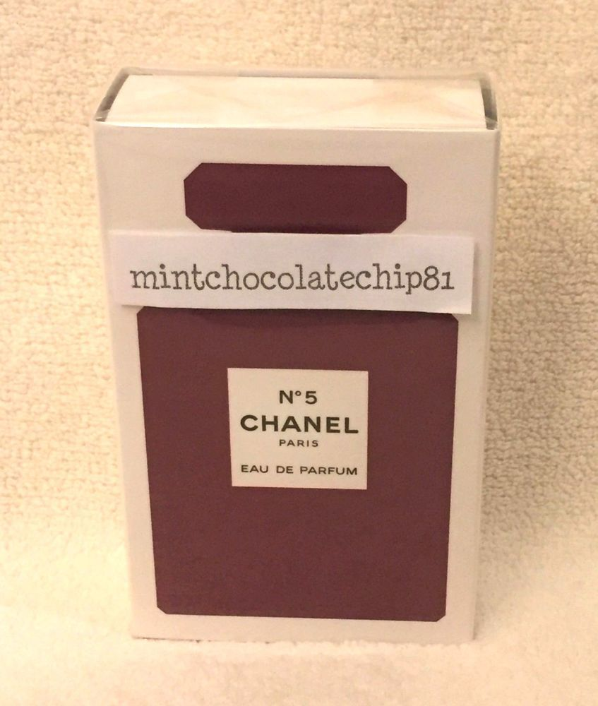 2a9e18042f5 CHANEL No 5 RED Limited Edition Eau de Parfum edp 3.4 oz 100 ml Free Ship