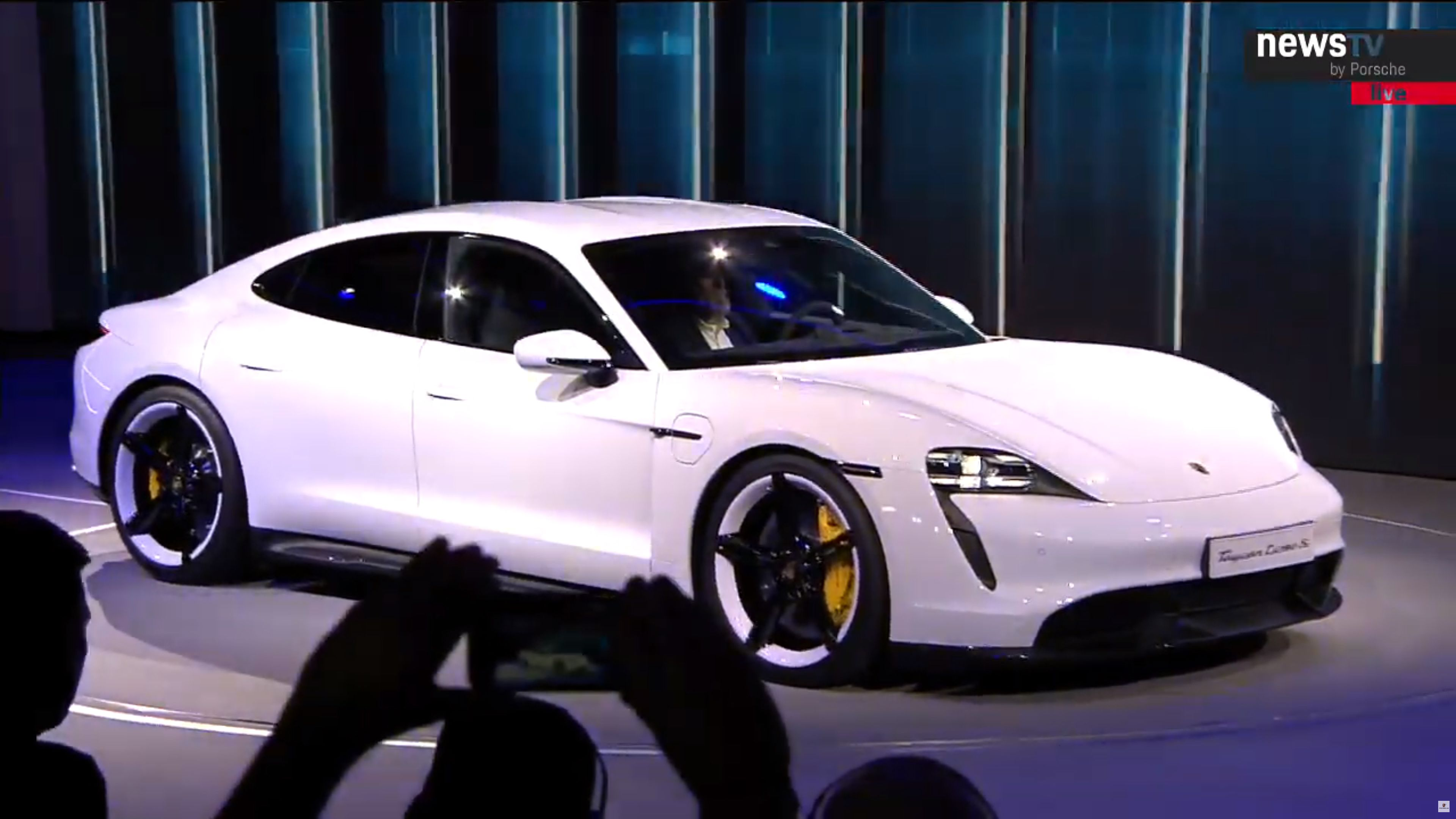 Porsche Revealed The Taycan And It Is An Electric Game Changer Top Speed Porsche Porsche Taycan Tesla Roadster
