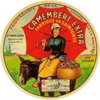 Souillac Morin Guerry Camembert (81 pieces)