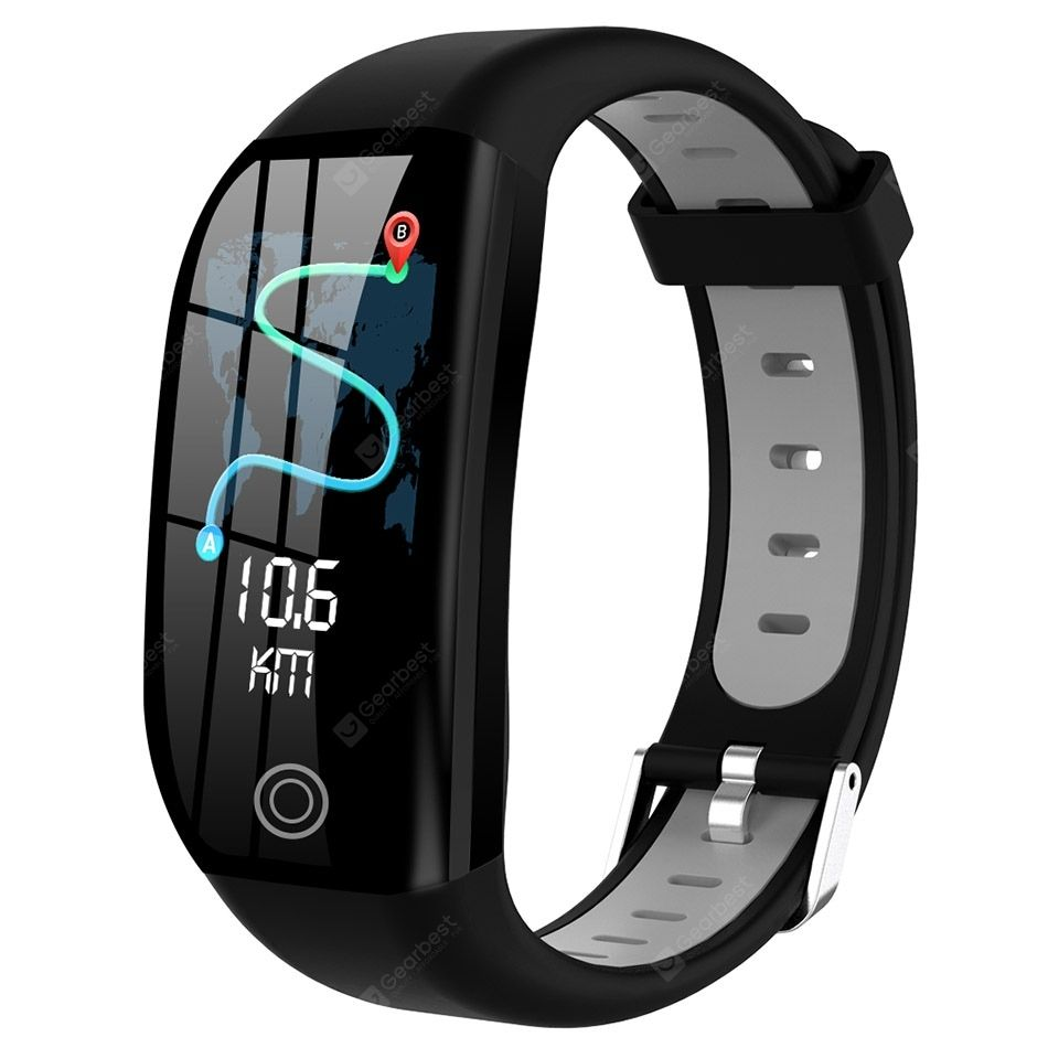 NEW F21 Smart Bracelet GPS Fitness Activity Tracker Watch
