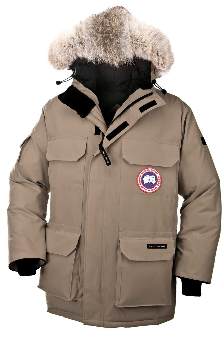 Canada Goose Maend Expedition Parka Tan Billig Canada Goose Jakke Tilbud Canada Goose Saetter En Aere I At S Canada Goose Expedition Parka Fashion How To Wear