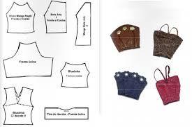 molde roupa boneca feltro - Pesquisa Google