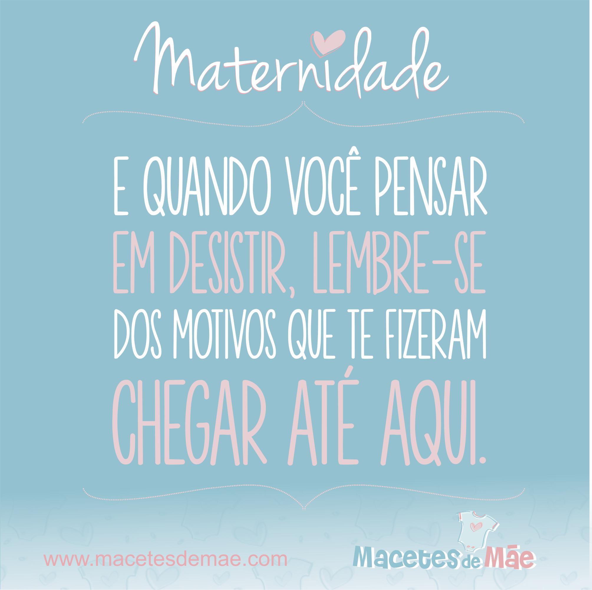 Frases de Maternidade - Frases de Mãe