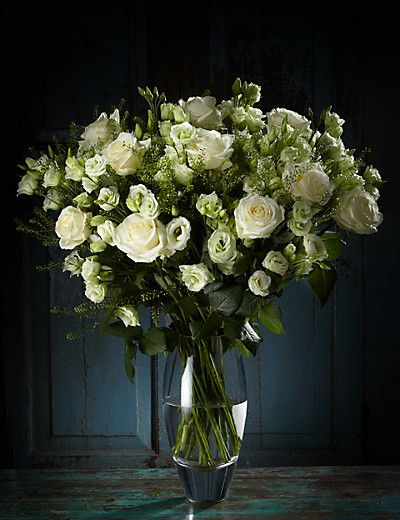 Autograph™ Avalanche™ & Lisianthus Bouquet Flowers