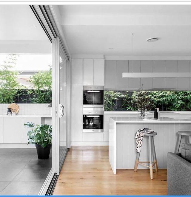 Indoor Outdoor Kitchen, House