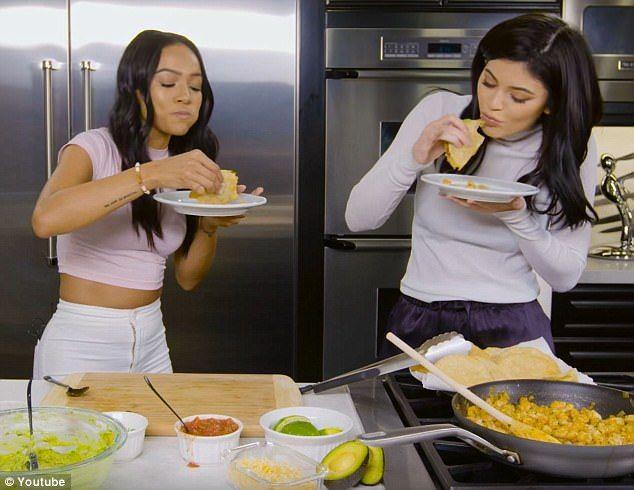 How to make shrimp tacos like kylie jenner