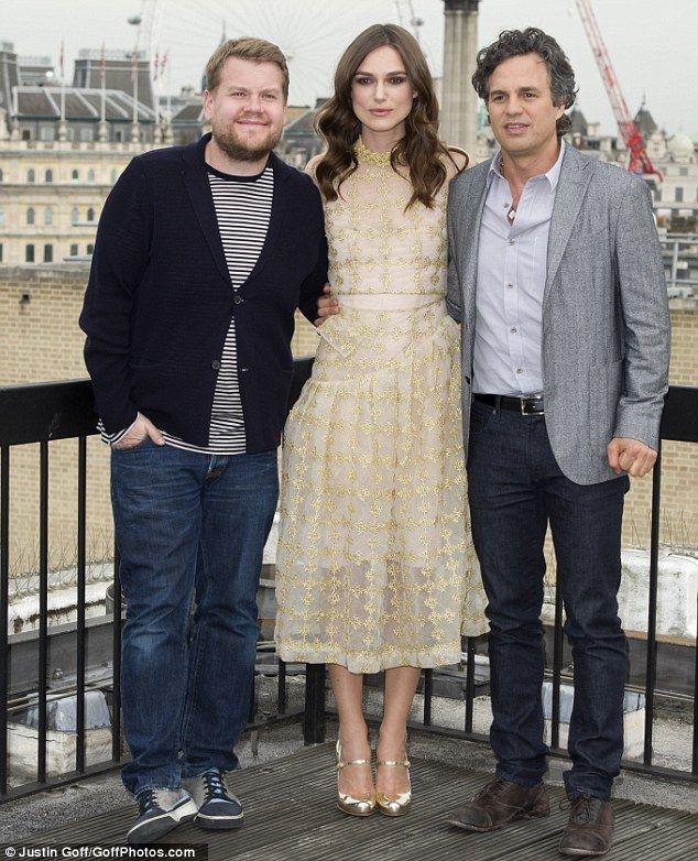 Keira Knightley Talks Sci Fi Acting Roles Promotes Begin