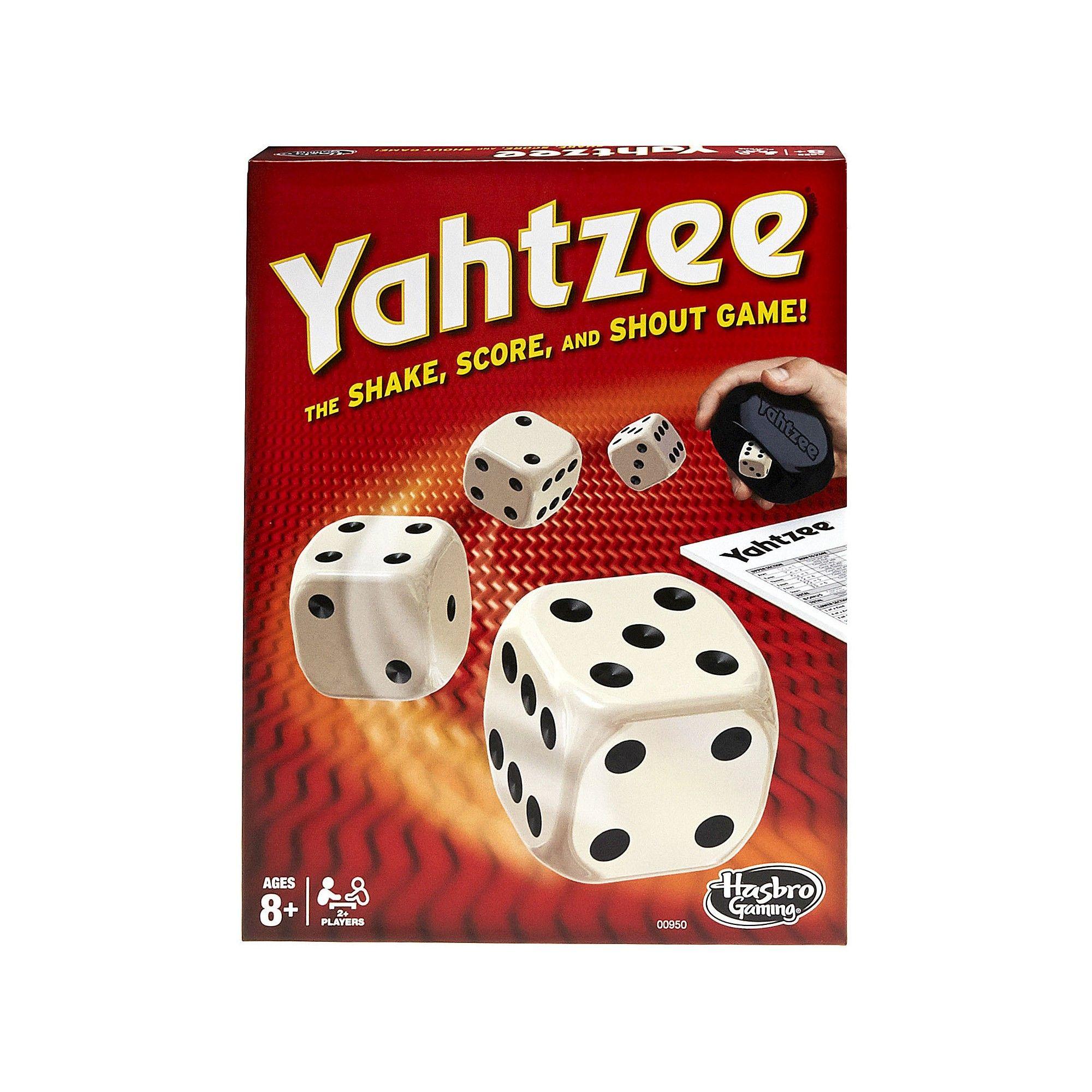 Yahtzee Dice Game, board games Dice games, Games, Board