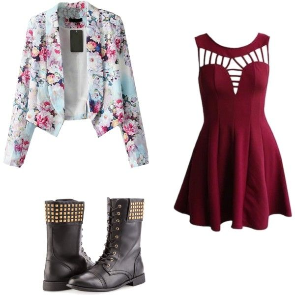 A fashion look from March 2015 featuring Ashley Stewart ankle booties. Browse and shop related looks.