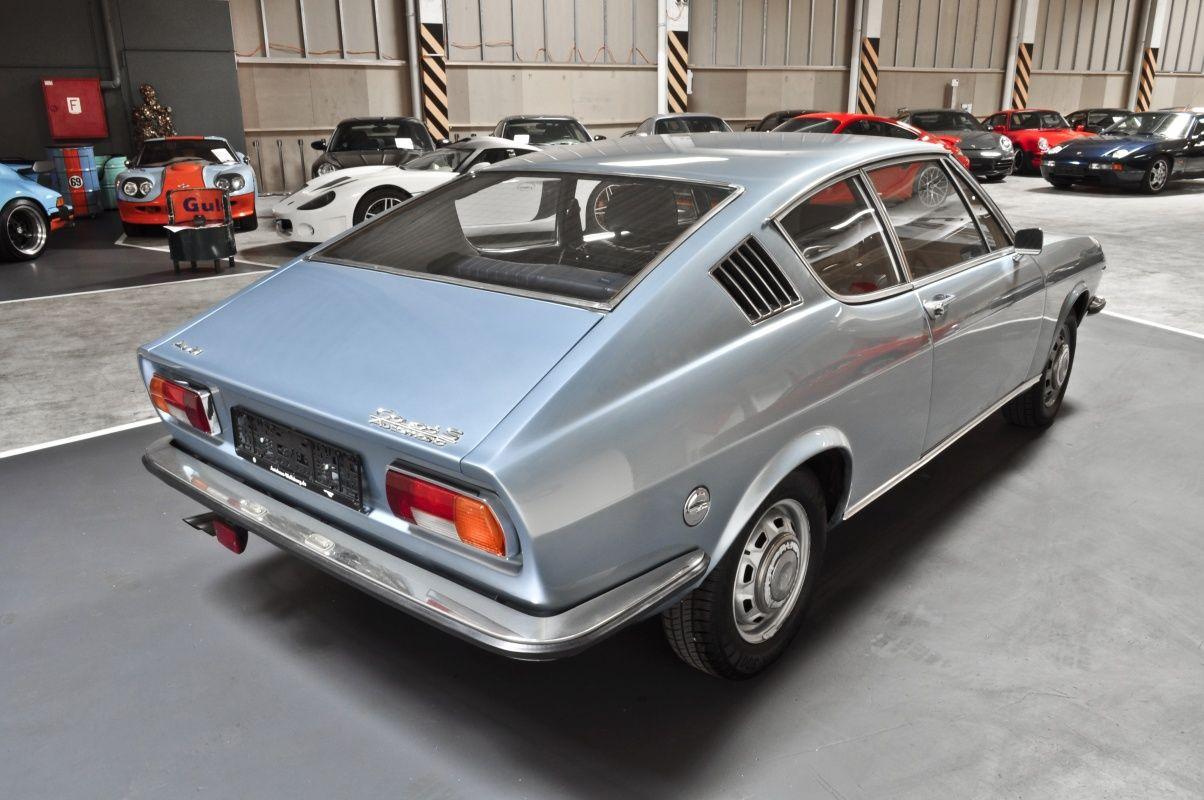 1976 Audi 100 - Coupé S | Audi 100, Audi for sale, Audi