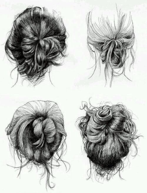 messy hairstyles ♡ | Perfection | Pinterest | Me encantas, Encanta ...
