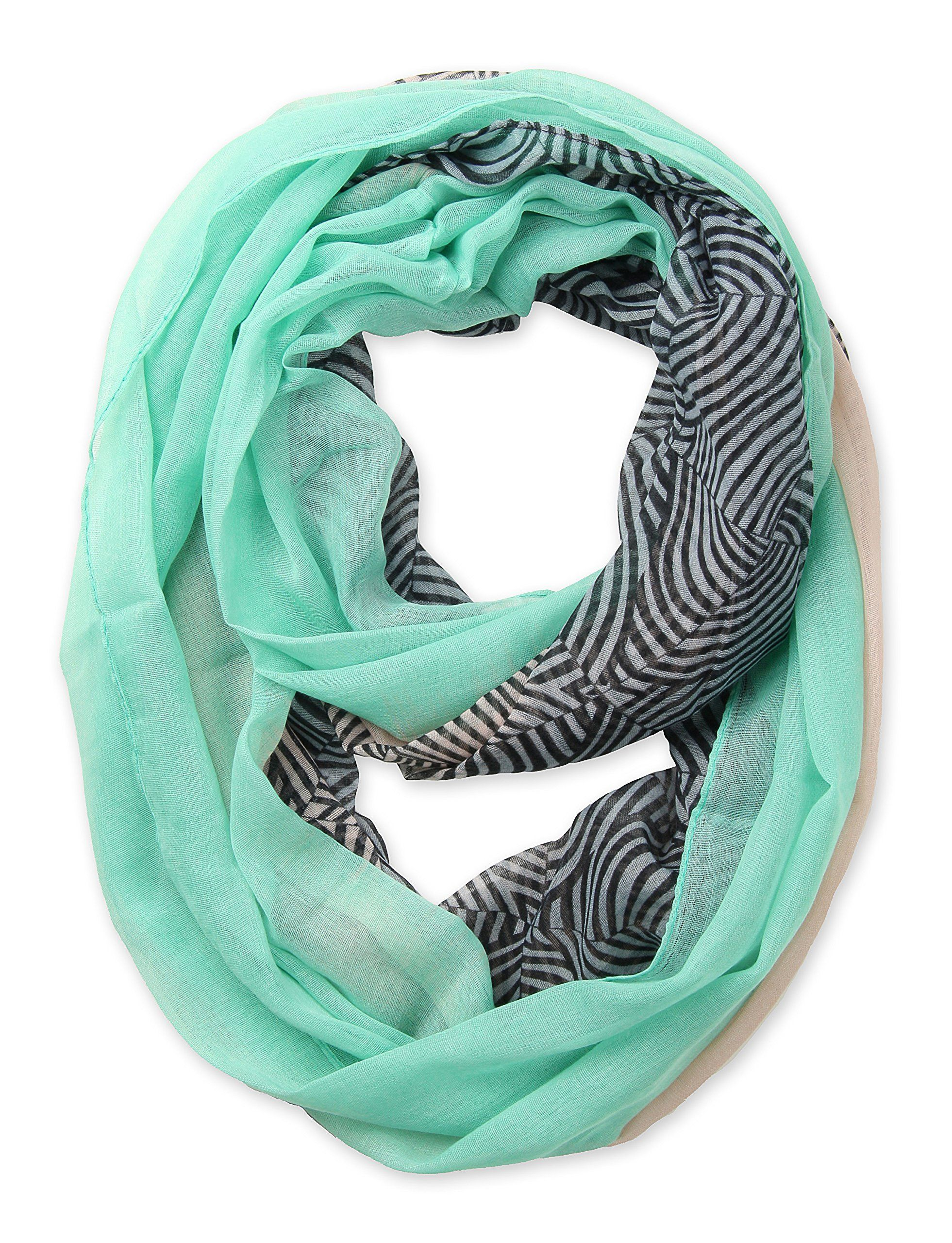 anthropologie gallery normal infinity product accessories scarf lyst darjeeling s scarves pink in women