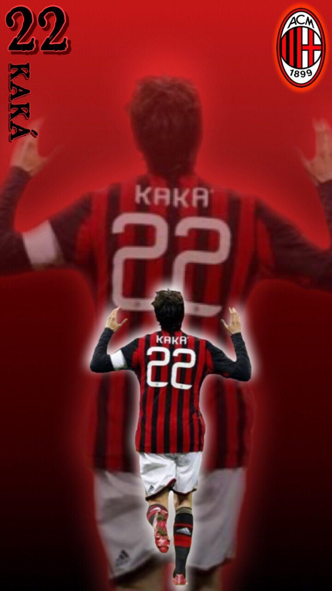 カカ Kaka Milan サッカー選手 選手 サッカー