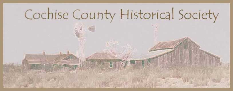 Cochise County Genealogical site      Much of Arizona's