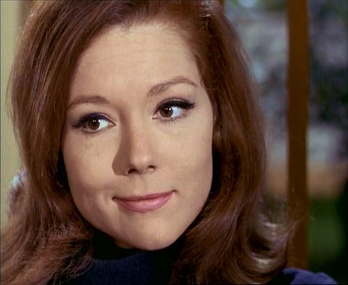Diana Rigg as Emma Peel | Emmi Peel - Email address, photos, phone numbers to Emmi Peel