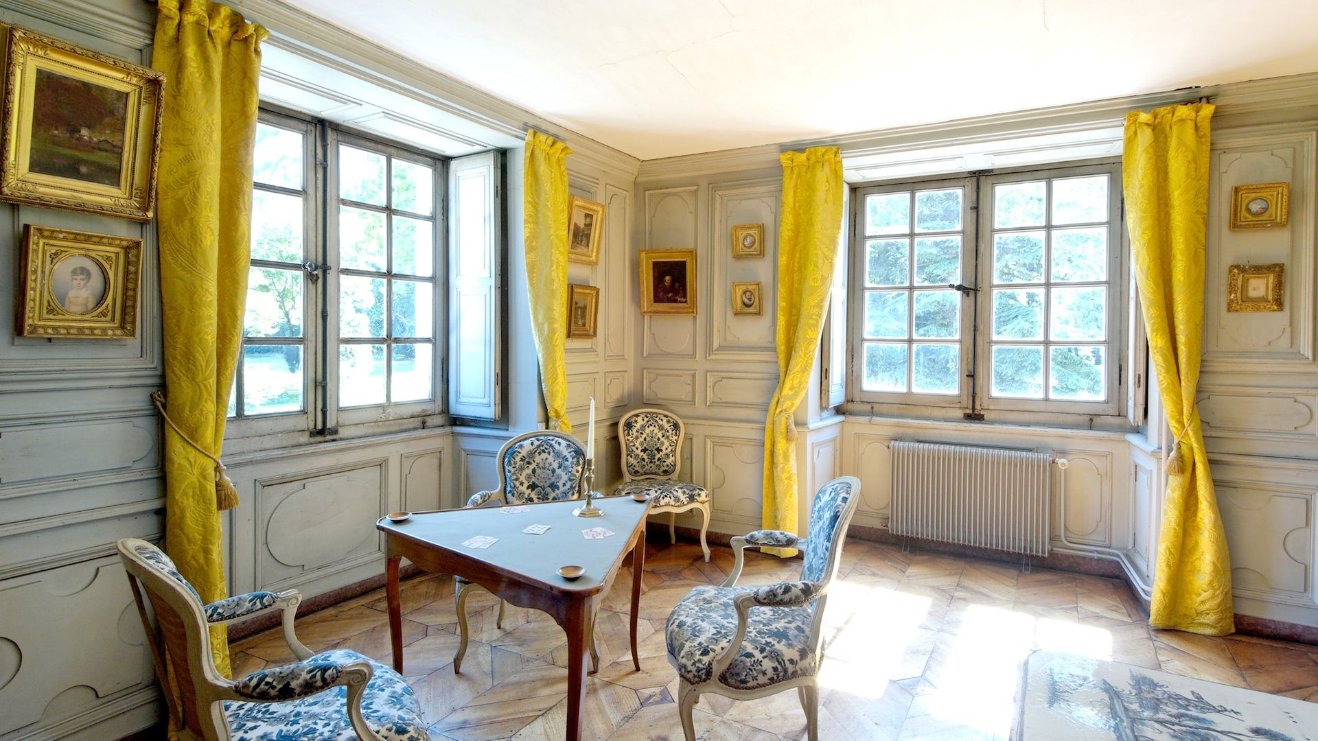 Epingle Sur French Interiors French Style