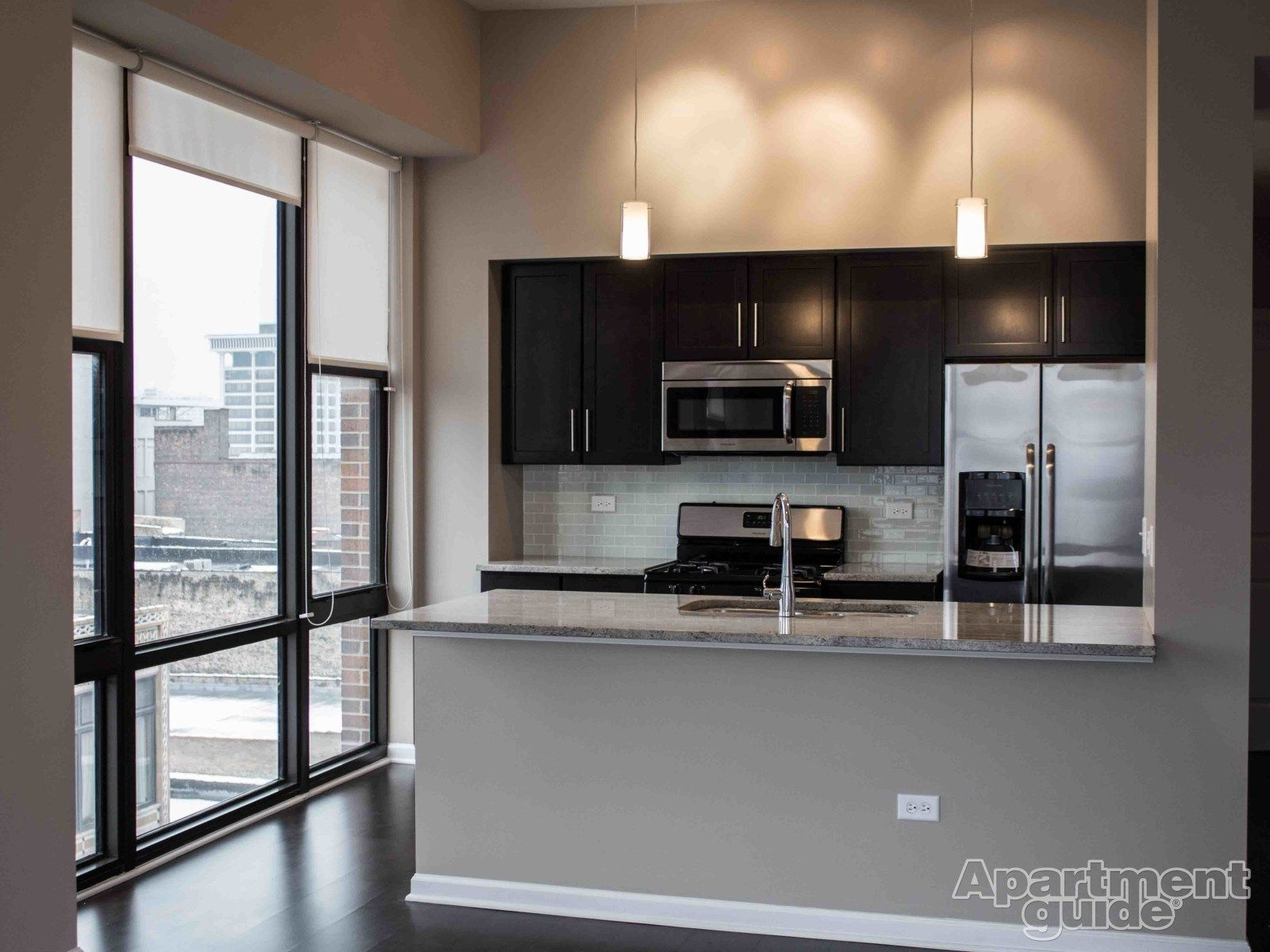 The Shelby 2300 Apartments Chicago Il 60616 Apartments For Rent Luxury Apartment Decor Luxury Kitchen Modern First Apartment Decorating