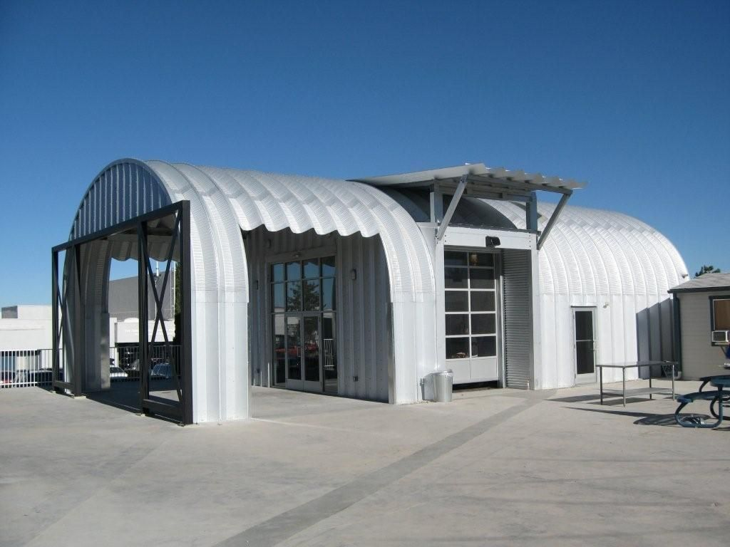 SteelMaster Buildings Photo Gallery in 2020 Quonset hut