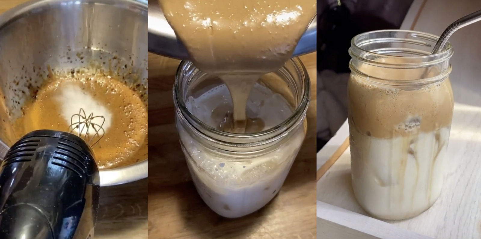 So Many People On TikTok Are Making 'Creamy Coffee' And It