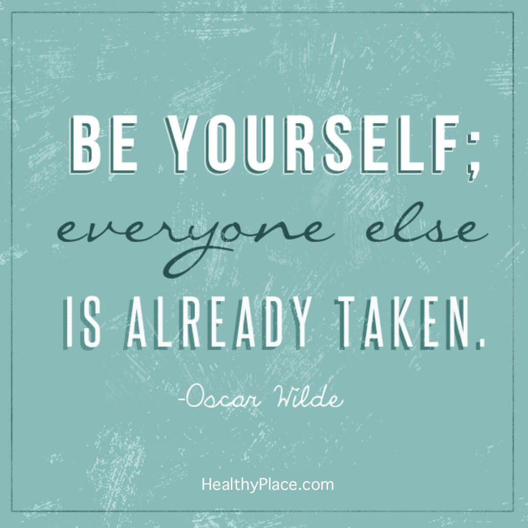 Charmant Click To DiscoverWill 2017 Be Your BIG Year? Positive Quote: Be Yourself;  Everyone