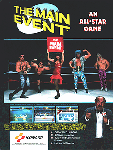 The Main Event (video game) - Wikipedia, the free encyclopedia