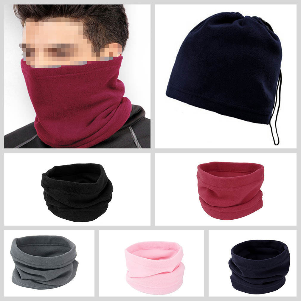 2.26AUD - 3-In-1 Winter Skiing Cycling Hiking Scarf Neck Warmer Face Mask  Hat Snood Kk  ebay  Fashion 85c9d0e6e32f