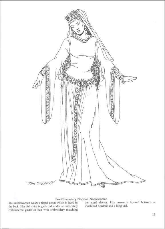 quellbild anzeigen  mittelalterliche mode modegeschichte