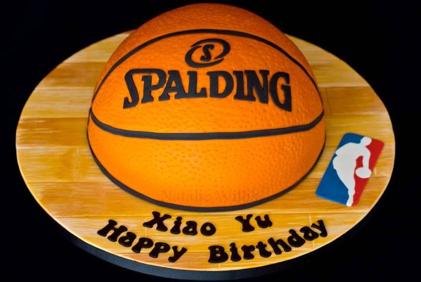 Half Basketball Cake Basketball Cake Basketball Birthday Cake Sport Cakes