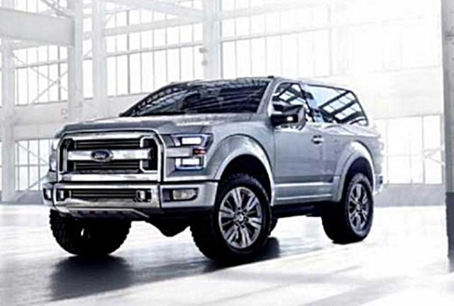 2017 Ford Bronco Svt Redesign Changes And Concept The Will Be Available With Four Doors Perhaps In Raptor Trim Levels