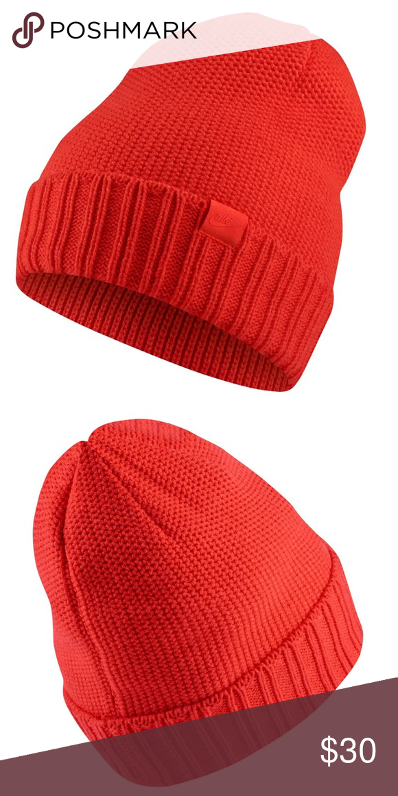 93bb59e14 Nike adult Beanie Base Material: 100% Acrylic Care: Delicate Wash ...