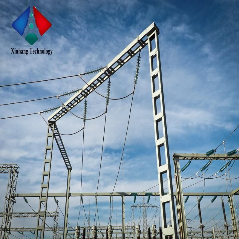 Jiayao Ample Supply 132Kv Steel Power Transmission Line