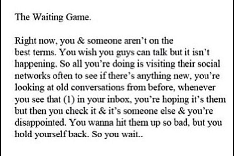Get Waiting Game Lyrics Meaning PNG