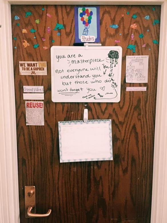 Dorm Room Tour Dorm Room Doors Dorm Door Dorm Door Decorations