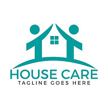 House Care Logo Brand Branding Business Png And Vector With Transparent Background For Free Download In 2021 Care Logo House Logo Design Home Logo
