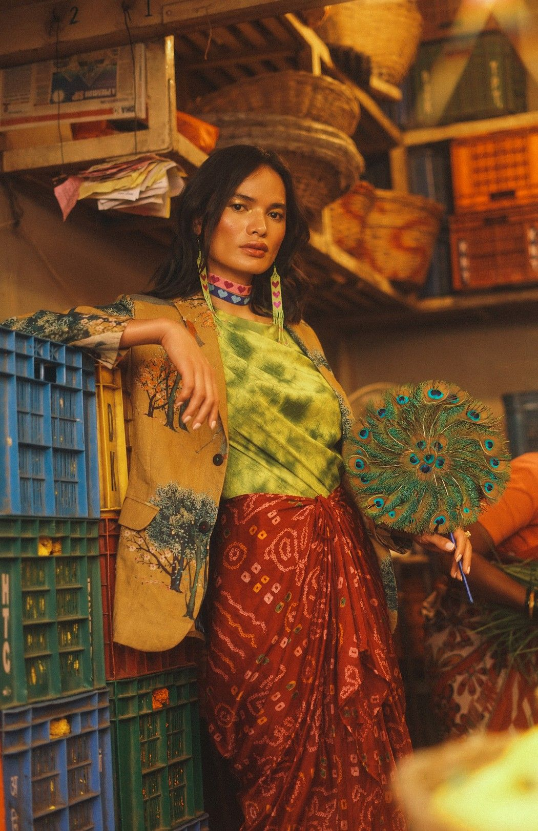 Anjali Lama to Be First Transgender Model to Walk Lakme
